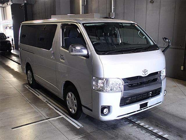 926c3f13ef  Toyota Hiace DX Long 2WD 2015 3000 Cc Diesel Engine Automatic T - Image 1  ...